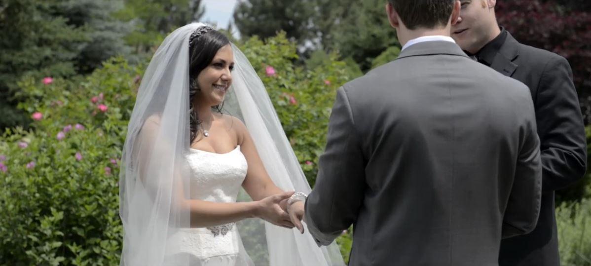 white oaks wedding video white oaks niagara on the lake wedding video niagara on the lake affordable wedding video