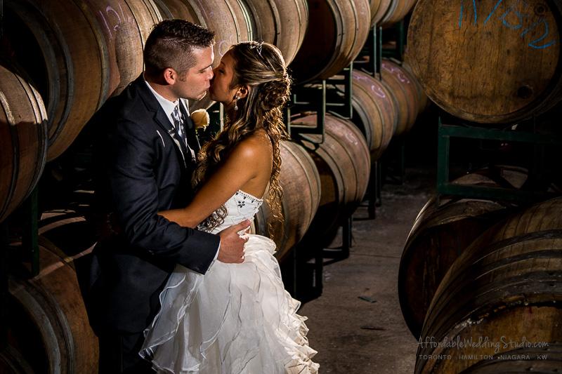 vineyard wedding niagara wedding hernder estate wedding affordable wedding video
